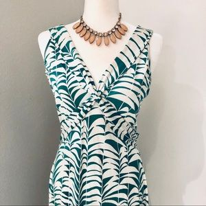 BANANA REPUBLIC | Midi Summer Dress